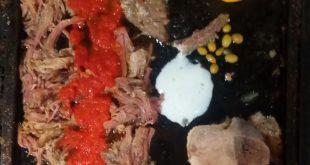 گوشتویچ ساندویچ ارگانیک